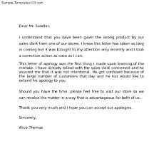 Business Apology Letter For Poor Customer Service Apology To Customer For Poor Service Magdalene Project Org
