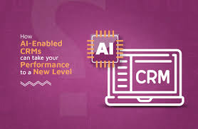 For Sales How Ai Enabled Crms Can Take Your Performance To A New Level