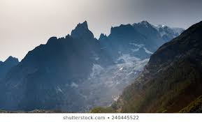 Brenva Valley High Res Stock Images   Shutterstock