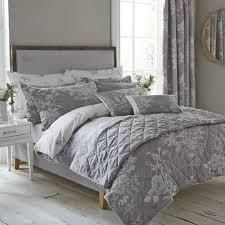 bed linen sets gray duvet cover