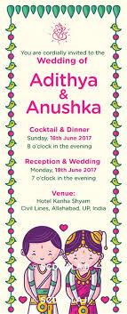 Tamil Iyengar Brahmin Wedding Invitation Card Design And Tamil