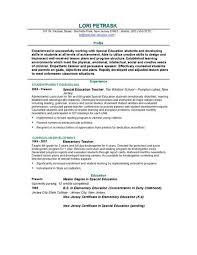 Free Teacher Resume Templates Beauteous Teacher Resume Templates EasyJob