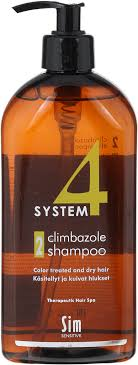 Sim Sensitive System 4 Climbazole <b>Shampoo 2</b>, <b>Шампунь</b> ...