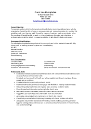 Resume For Aged Care Worker 59 Awesome Sample Resume For Aged Care