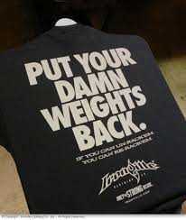 workout t shirts with sayings