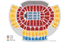 Philips Arena Sections