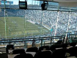 Lsu Stadium Club Seating Chart Lambeau Field Indoor Club Seating Views Section 686