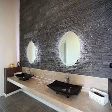 stone wallcovering residential textured interior prestige antares