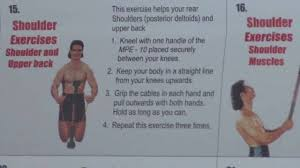 Bullworker Classic Exercise Chart Bullworker Heavy Duty Press Exerciser Lets See It