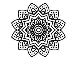 Simple Flower Coloring Pages Psubarstoolcom