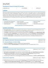 Resume For Colleget Templates High School Senior Examples