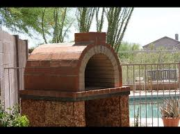 how to build the mattone barile outdoor wood fired brick pizza oven base by brickwood ovens
