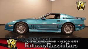 1987 Chevrolet Corvette - Louisville - Stock # 948 - YouTube