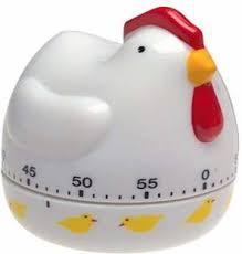 SSD <b>Creative Cooking Timer</b> Alarm Clock Cartoon Mini Chef Plastic ...