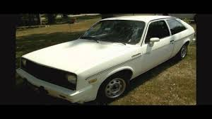 1986 Chevy Chevette for Sale - YouTube