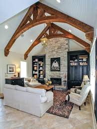 Adding Vaulted Ceiling Beams Crows Beautiful Living Room With Vaulted Ceilings With Wood Beams See More Pics Vaulted Ceiling Beams Qualityquiltsbylaurainfo Vaulted Ceiling Beams Ceiling Wood Beams Bedroom Rustic With Wood