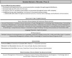 sales accomplishments resume examples functional sales resume