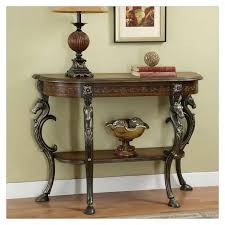 entrance console table furniture round entry table furniture