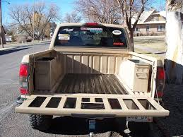 image of stunning truck bed storage ideas