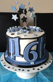 16th Birthday Cakes For Boys Boys 16th Birthday Cake Cooking