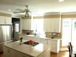 modern kitchen soffits crown molding