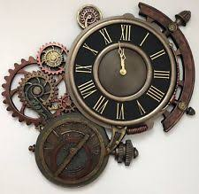 Steampunk Astrolabe Wall Clock Wall Decor - Decorative Home Decoration  AWESOME!