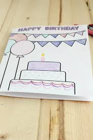 There's a reason the tradition of birthday cards has endured. Birthday Coloring Pages