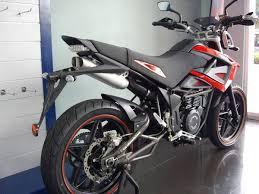 the new 250cc sachs supermoto motorcycle motorcycle thailand