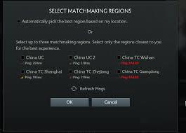 games on china servers are what dota 2 should be like dota2