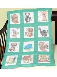 Embroidery Patterns for Quilts - Page 1 & Forest Friends 9
