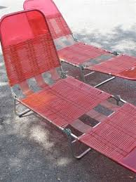 folding chaise lounge. Vinyl Folding Outdoor Lounge Chairs. PAIR Chaise