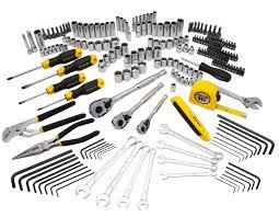 auto mechanic tools. Modren Mechanic STANLEY STMT73795 Mixed Tool Set 210Piece Amazonca Tools U0026 Home  Improvement With Auto Mechanic V