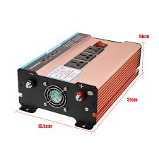 10000w Peak Solar Power Inverter Dc 1224v To Ac 220v Modified Sine Wave Usb Converter
