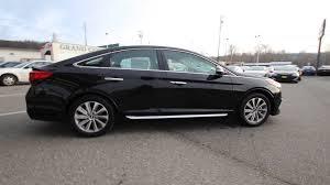 hyundai sonata 2015 sport black. Interesting 2015 2015 Hyundai Sonata Sport  Black FH106341 Skagit County Mt Vernon On YouTube