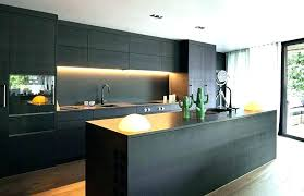 modern kitchen wall designs design single gorgeous one layout free kitch