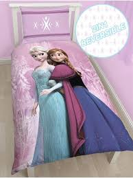 frozen and single duvet cover bedding set with decorations 5 elsa anna bed sheets details about