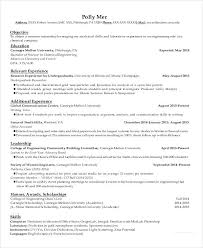 Research Resume Example Research Resume Samples Research Assistant ...