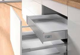 kitchen internal drawer soft close