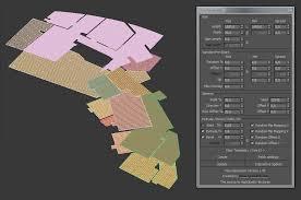 using floor generator script by