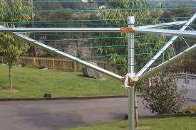 outdoor clothesline designs
