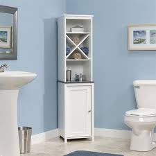20 Corner Cabinets to Make a Clutter Free Bathroom Space Home