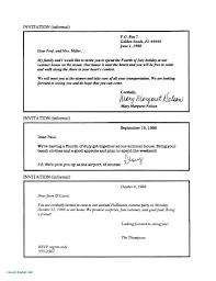 Letter Format For Informal Letter New Letter In English Example