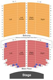 Dakota Seating Chart Sioux Falls Orpheum Theater Tickets In Sioux Falls South