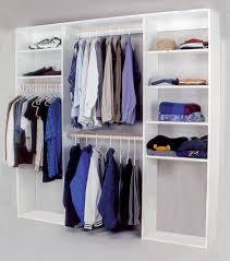 Menards Coat Rack 100 100' Closet Organizer at Menards Master Walkin Closet idea 33