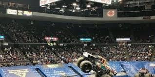 Us Bank Arena Monster Jam Seating Chart Monster Jam Hits Us Bank Arena