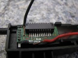 Scanner Light Bar Hack Printer Scanner Light Red Green Blue 4 Steps With
