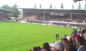 Find places to stay near the racecourse ground (wrexham fc). Chester City Back From The Dead Supporters Not Customers