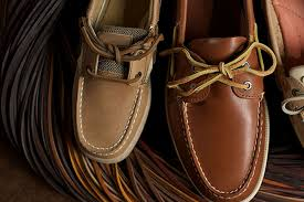 the original high performance boat shoe leather lace engineered for function and designed for active outdoor use tanned and processed for superior