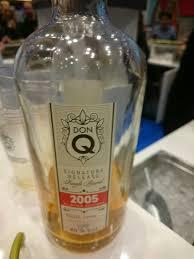 Don Q 2005 Limited Edition – RumShopBoy.com