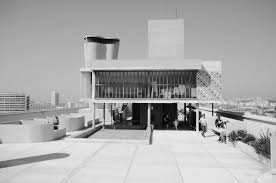 La Cite Radieuse By Le Corbusier A Combination Of Architecture And